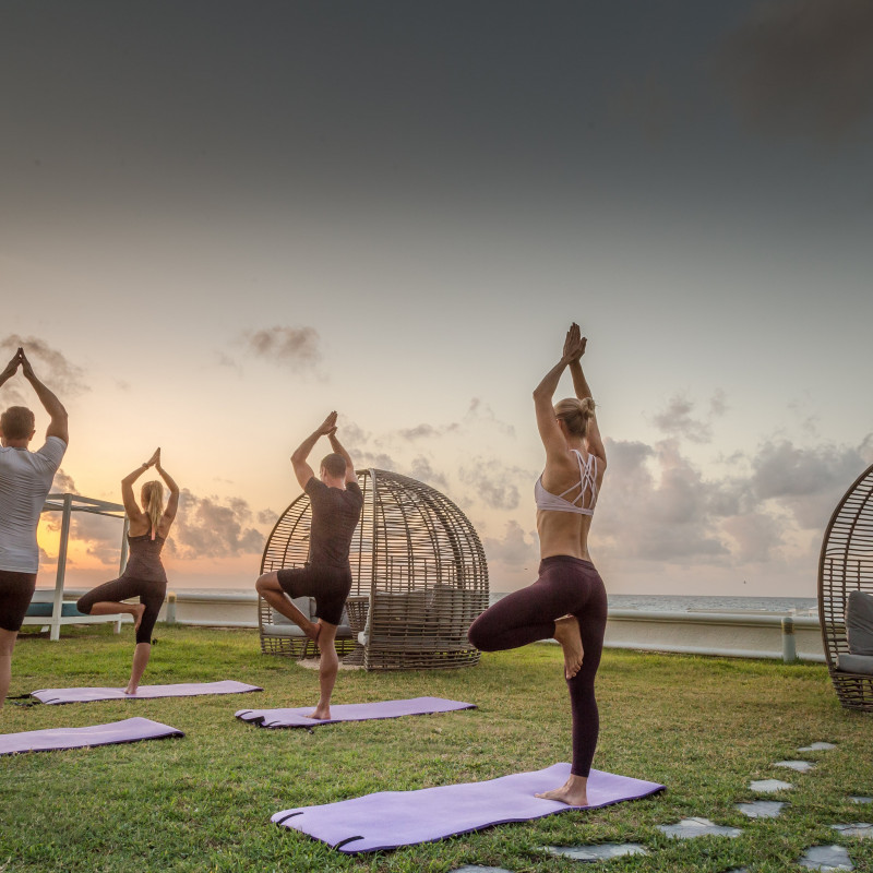yoga cancun